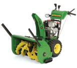 John Deere Dual Stage Snow Thrower 1332PE