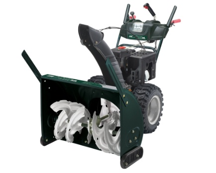 Bolens Two Stage Snow Thrower H54LF
