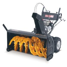 CRAFTSMAN 342cc, 45'' Dual Stage Snowblower