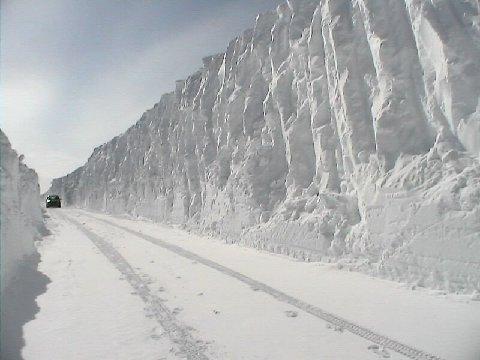 North Dakota Snow Blower Clearing