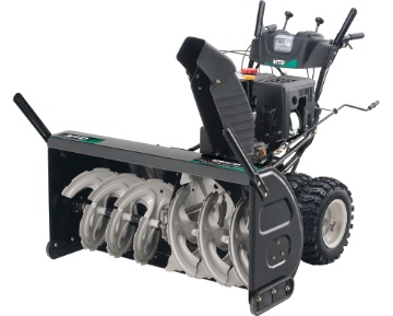 Yard Machine Snow Thrower H97KJ