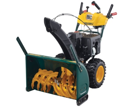 Yard-man snow thrower H55LH