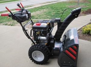 How to Get a Snow Thrower Ready for Summer