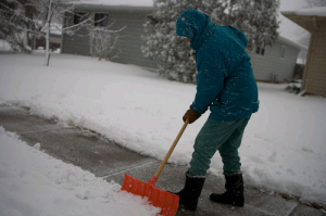 Snow Clearing - Health Issues