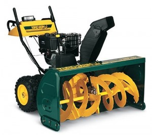 Yardman Snow Blowers