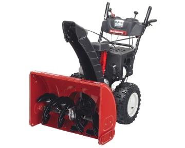 yard machine 28 inch snow blower