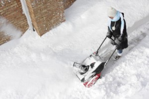 Electric and Gas Snow Blowers
