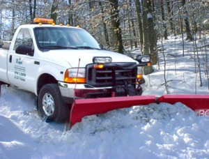 snow plow business