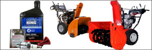 Tips for Snow Thrower Maintenance