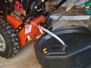 Should I Change Oil in My Snow Blower Spring or Fall