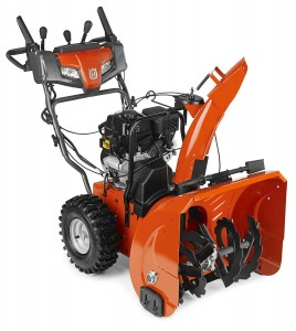 Husqvarna ST224 - 24-Inch 208cc Two Stage Electric Start Snowthrower