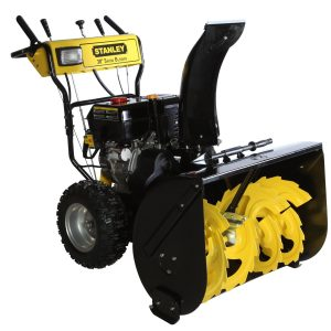 Stanley 36-Inch Two-Stage Gas Snow Blower