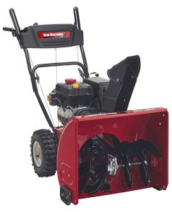 Yard Machines MTD 31ABS62EE500 2 Stage 24-Inch Snow Thrower