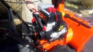 Snow Thrower Pre Season Maintenance